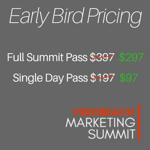 Vero Beach Marketing Summit - Early Bird