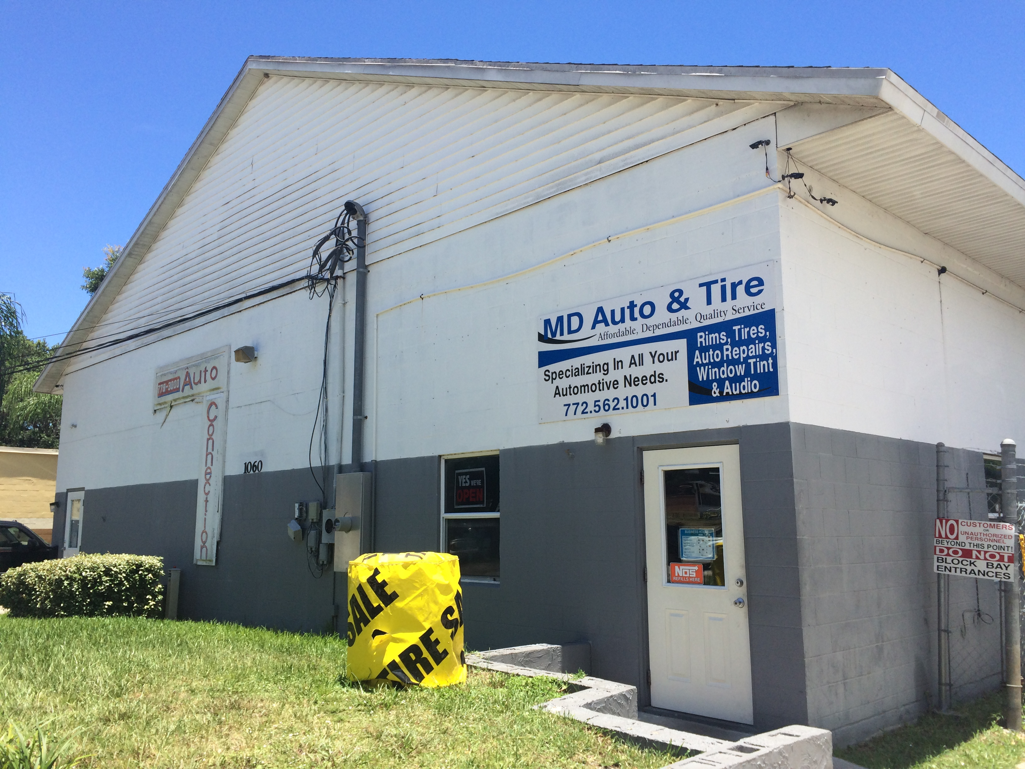 MD Auto & Tire - South