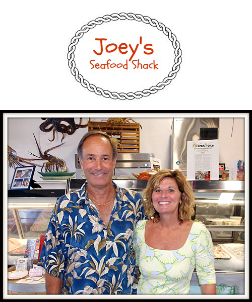 Joey & Kimmy's Seafood Market & Restaurant, formerly Joey's Seafood Shack