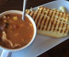 Tortilla Sopa y Cubano
