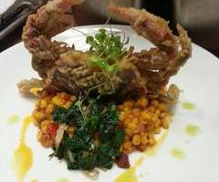 Soft Shell Blue Crab