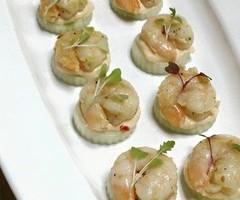 Spanish Shrimp Bites