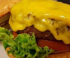 Juicy Cheesy Burger