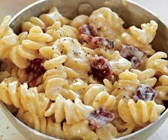 Smoked Bacon Macaroni & Cheese