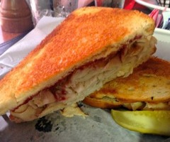 Turkey & Brie Melt