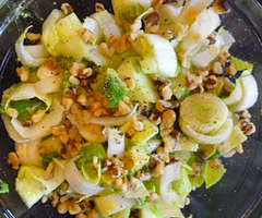 Avocado and Endive Salad