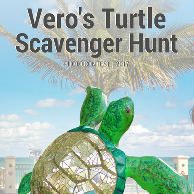 Vero's Sea Turtle Scavenger Hunt Photo Contest 2017