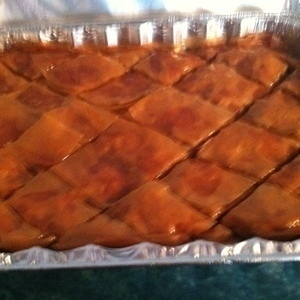 Baklava from Vickies Kitchen