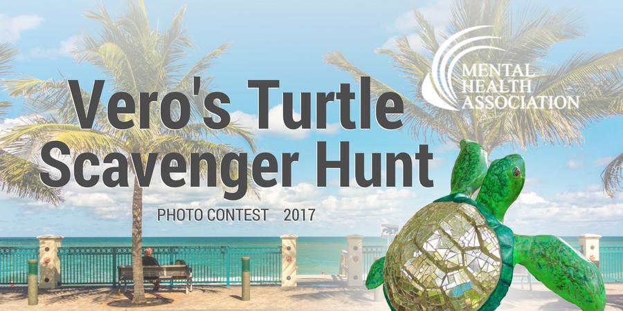 Vero's Sea Turtle Scavenger Hunt Photo Contest
