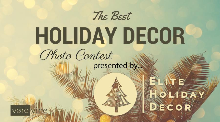 Best Holiday Decor Photo Contest
