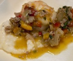 Shrimp and Southern Style Grits