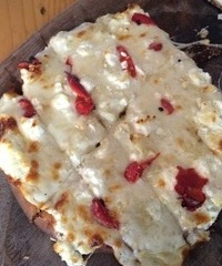 Goat Cheese & Red Pepper
