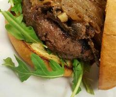 Voted Best Burger in the IRC